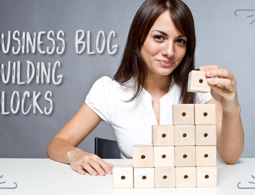 Building Blocks of Business Blogs