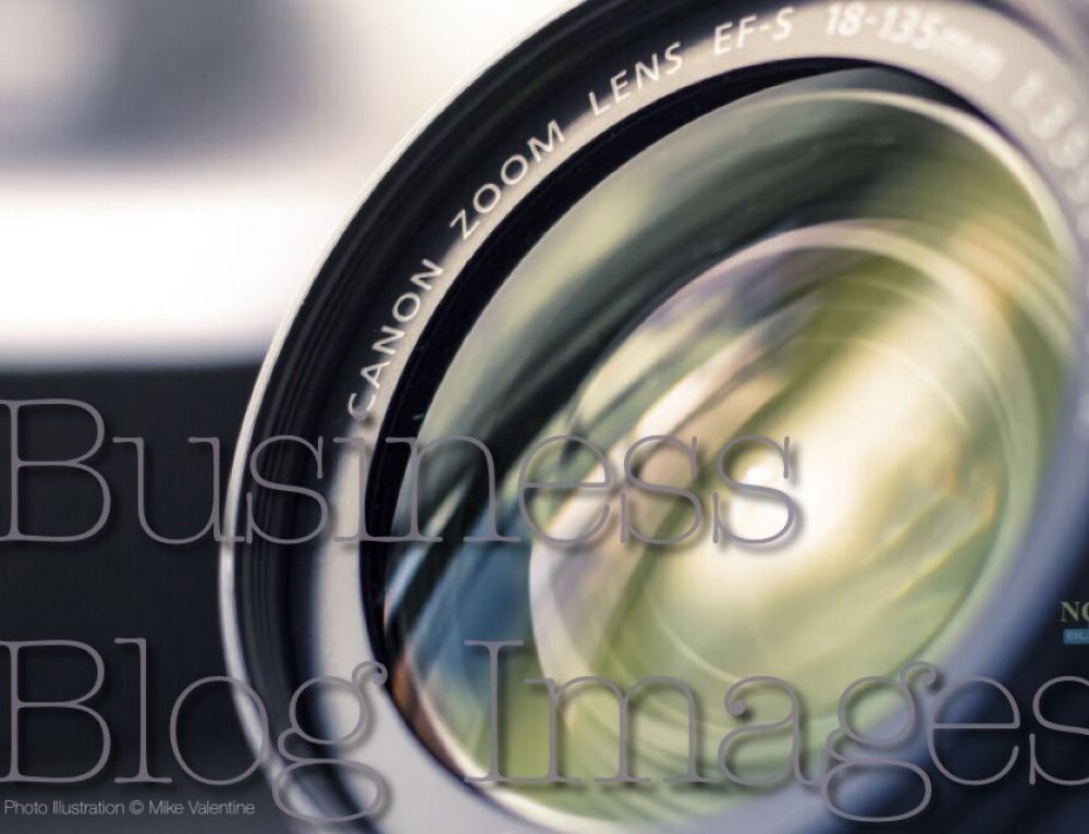 Business Imagery on Blog Posts