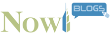 Business Blogging NowBlogs Logo