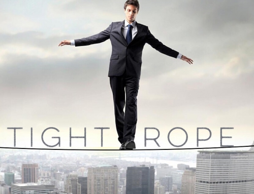 Walk an Outsource Tightrope
